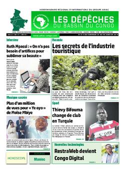 Les Dépêches de Brazzaville : Édition du 6e jour du 26 janvier 2019