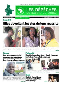 Les Dépêches de Brazzaville : Édition du 6e jour du 09 mars 2019