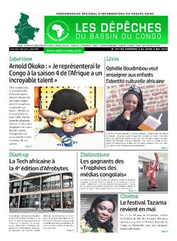 Les Dépêches de Brazzaville : Édition du 6e jour du 04 mai 2019