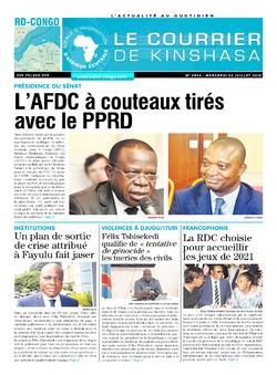 Les Dépêches de Brazzaville : Édition brazzaville du 03 juillet 2019