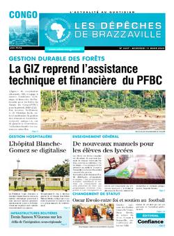 Les Dépêches de Brazzaville : Édition brazzaville du 11 mars 2020