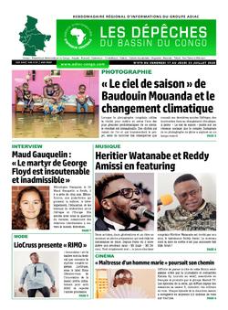 Les Dépêches de Brazzaville : Édition du 6e jour du 18 juillet 2020