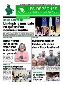 Les Dépêches de Brazzaville : Édition du 6e jour du 05 septembre 2020