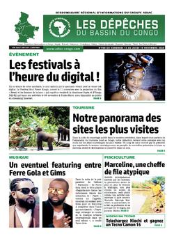 Les Dépêches de Brazzaville : Édition du 6e jour du 14 novembre 2020