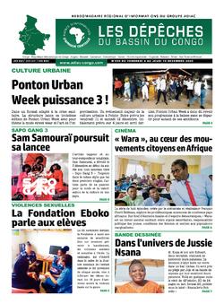 Les Dépêches de Brazzaville : Édition du 6e jour du 05 décembre 2020