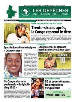 Les Dépêches de Brazzaville : Édition du 6e jour du 12 décembre 2020