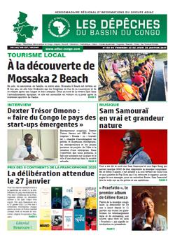 Les Dépêches de Brazzaville : Édition du 6e jour du 23 janvier 2021