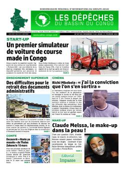 Les Dépêches de Brazzaville : Édition du 6e jour du 06 février 2021