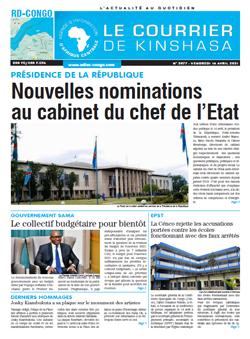 Les Dépêches de Brazzaville : Édition brazzaville du 16 avril 2021
