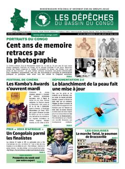 Les Dépêches de Brazzaville : Édition du 6e jour du 22 mai 2021