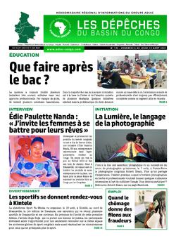 Les Dépêches de Brazzaville : Édition du 6e jour du 07 août 2021