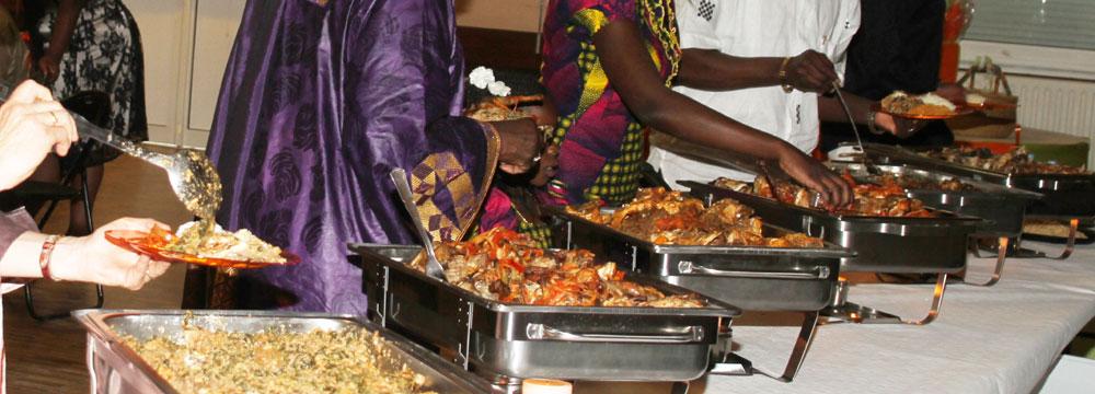 11 me jeux africains de brazzaville un concours de - Cuisine congolaise brazza ...