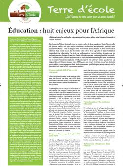 Les Dépèches de Brazzaville : Edition spéciale du 30 avril 2013