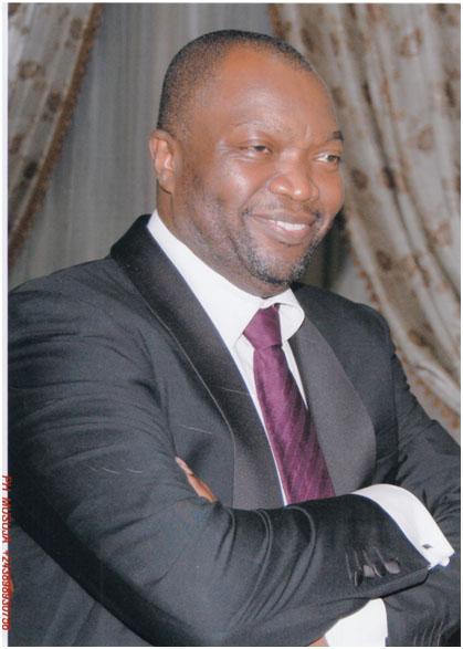 La Fédération congolaise de Rugby (Fécorugby) a organisé, le vendredi 1er ... - herman_mbonyo_president_de_la_fecorugby